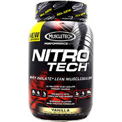 Muscletech  NITRO-Tech Performance 907г