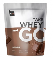 Take and Go Whey 900гр.