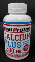REALPROTEIN Calcium Plus K2+D3+Mg+Zn 120 tab