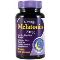Natrol  Melatonin 3 mg  120tab
