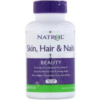 Natrol Skin Hair & Nails with Lutein 60 caps