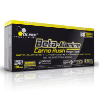 Olimp beta-alanine carno rush 120cap