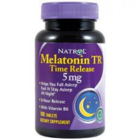 Natrol Melatonin Timed Release 5 mg 100 tab