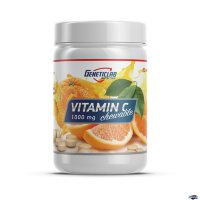 Genetic Lab Vitamin C 60 жеват. tab.