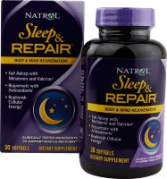 Natrol Sleep & Repair  30softgels