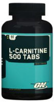 ON L-Carnitine 60caps