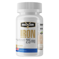 Maxler Iron 25mg Chelate 90 vcaps