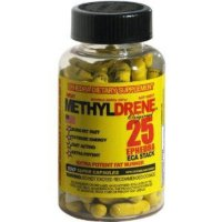 Cloma Pharma Methyldrene 25 Elite 100 Caps Fat Burner