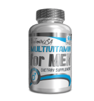 BioTech MultiVitamin for Men 60таб.