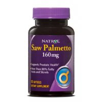Natrol Saw palmetto 160 mg 30cap