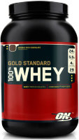 Optimum Nutrition 100% Whey protein Gold 900гр.