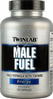 Twinlab Male Fuel 120caps