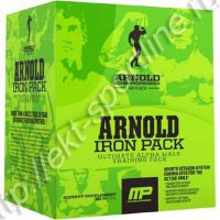 Arnold Iron Pack 1 pack