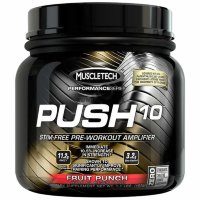 Muscletech push 10 487gr
