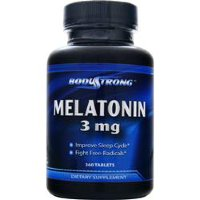 BodyStrong Melatonine 3mg 360 таб.