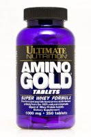 Ultimate Nutrition Amino Gold 1000mg 250tab