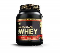 Optimum Nutrition 100% Whey protein Gold 1100гр.