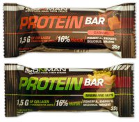 Ironman Protein Bar с коллагеном 35 гр.