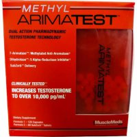 MuscleMeds Methyl Arimatest 120+60 caps