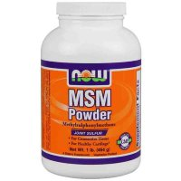 NOW M.S.M Powder 454 гр.