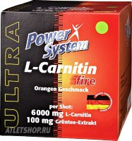 Power system L-carnitin fire 20 amp