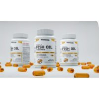 King Protein Fish Oil+Vitamin E 90 softgels