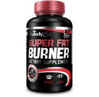 BioTech  Super Fat Burner, 120 tabs