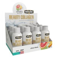 Maxler Beauty Collagen Shots 12 x 60 ml (цена за 1 шт).