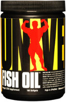 Universal Nutrition Fish Oil 100 gelcaps