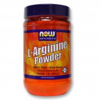 NOW L-Arginine powder 454 gr