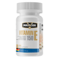 Maxler Vitamin E Natural form 150 mg 60sgels