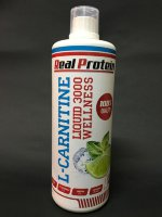 RealProtein L-Carnitine liquid 3000 Wellness 1000 мл.