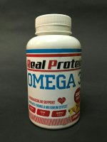 RealProtein Omega 3 1000mg 90 капс.