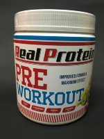 RealProtein PRE-Workout 400 гр.