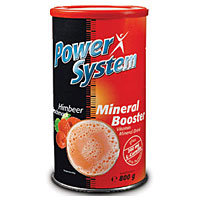 Power System Mineral Booster+L-Carnitin 800гр