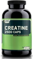Optimum Nutrition Creatine 2500mg 200caps