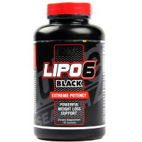 Nutrex Lipo-6 BLACK 120 liquid caps