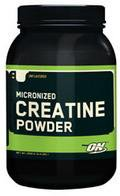 Optimum Nutrition Creatine Powder 600 гр.