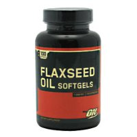 Optimum Nutrition Flaxseed Oil 1000mg - 100 caps