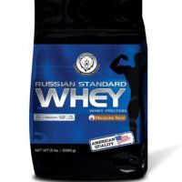 RPS Whey Protein 2,3 kg