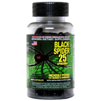 Cloma Farma Black Spider 100капс.