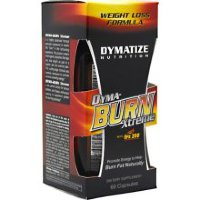 Dymatize Dyma Burn with EPX 200 120 caps
