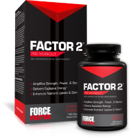 ForceFactor Factor 2 120 caps