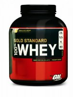 OPTIMUM NUTRITION 100% WHEY GOLD 2.27 КГ.
