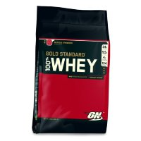 Optimum Nutrition 100% Whey protein Gold 4,54 кг.