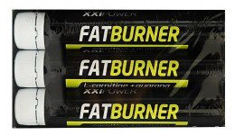 XXI век FatBurner L-Carnitin+guarana 9 флак. по 25мл.