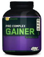 Optimum Nutrition Pro complex Gainer 2,3 кг