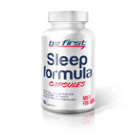 BeFirst Sleep Formula 60 caps