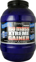 Ultimate Nutrition ISO Mass Xtreme Gainer 4590гр