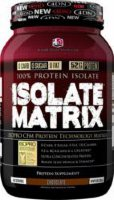 4Dimension Nutrition  ISOLATE MATRIX 1362 г